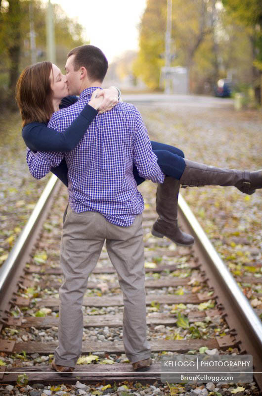 Cleveland Ohio Engagement Photographers