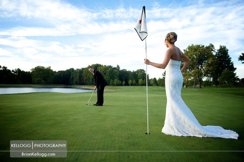 Heritage Golf Club Wedding