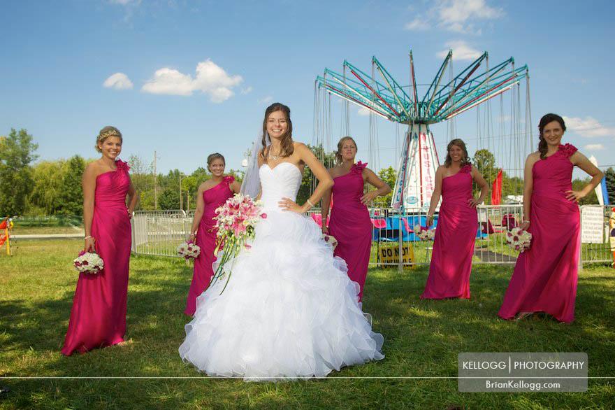 Powell, Ohio Wedding