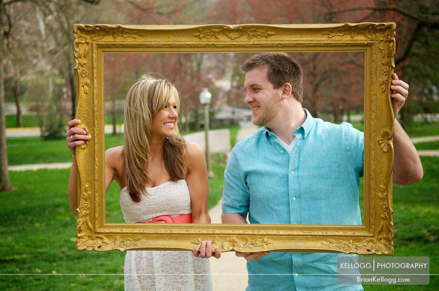 Dayton, Ohio Engagement Photographers
