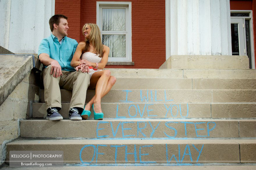 Dayton, Ohio Engagement Photographers