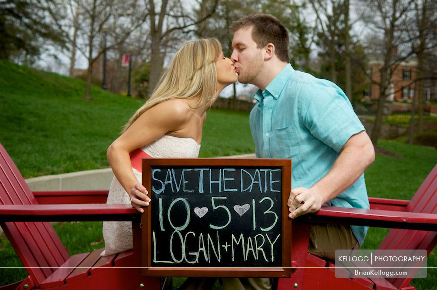 Dayton, Ohio Engagement Session