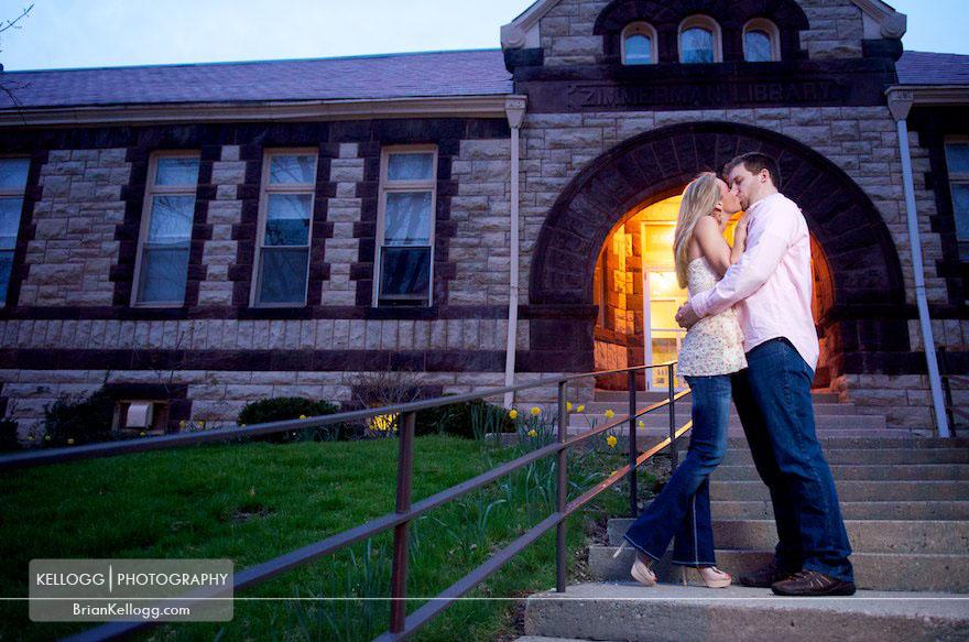 Wittenberg University Engagement Session
