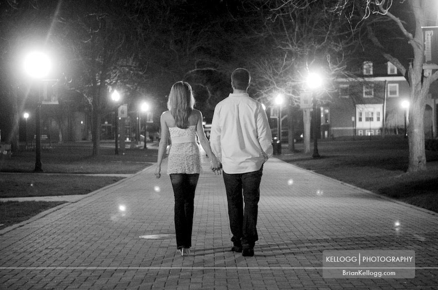 Wittenberg University Engagement Session