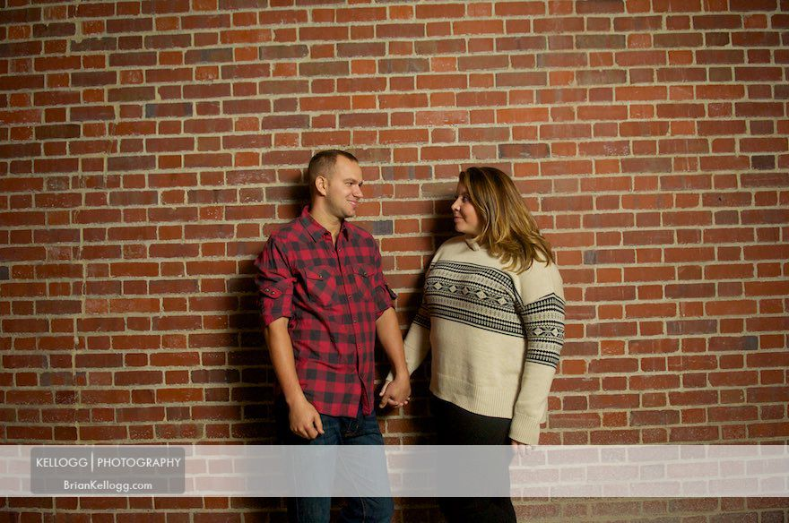 Athens Ohio Engagement Session Photos