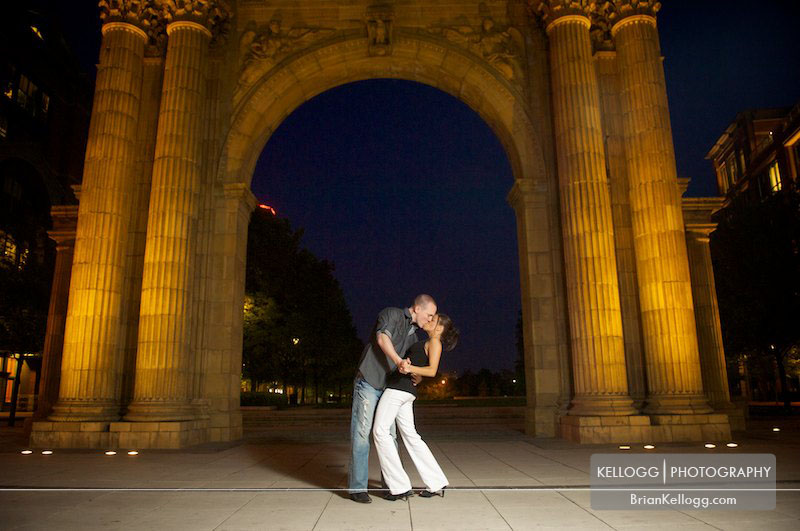 Engagement Session Arena District