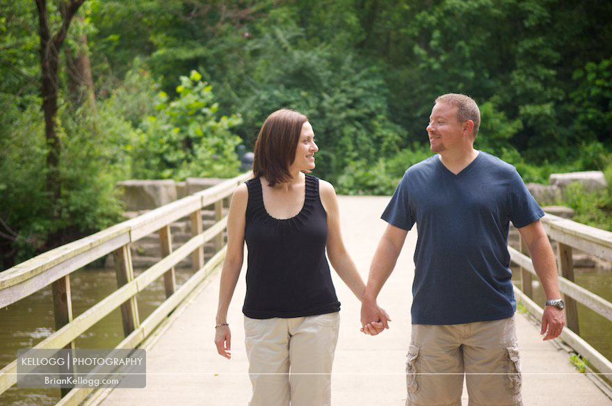 Gahanna Engagement Photographs