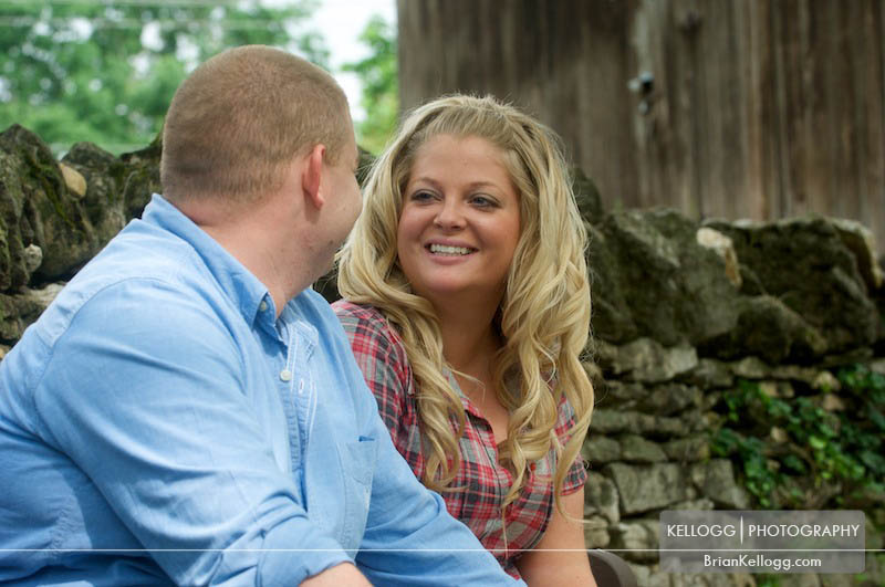 Dublin Ohio Engagement Session