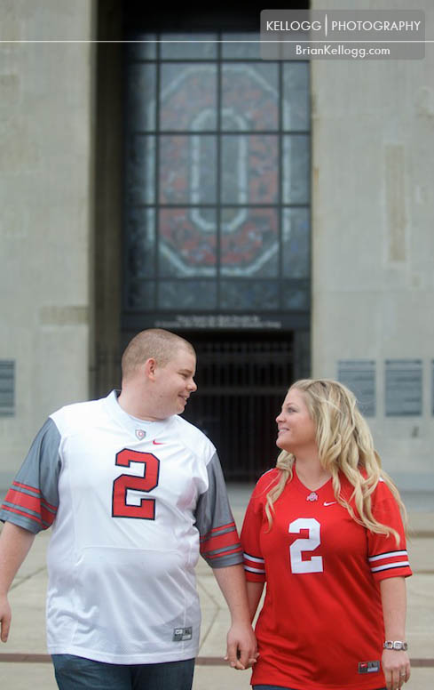OSU Stadium Engagement Session