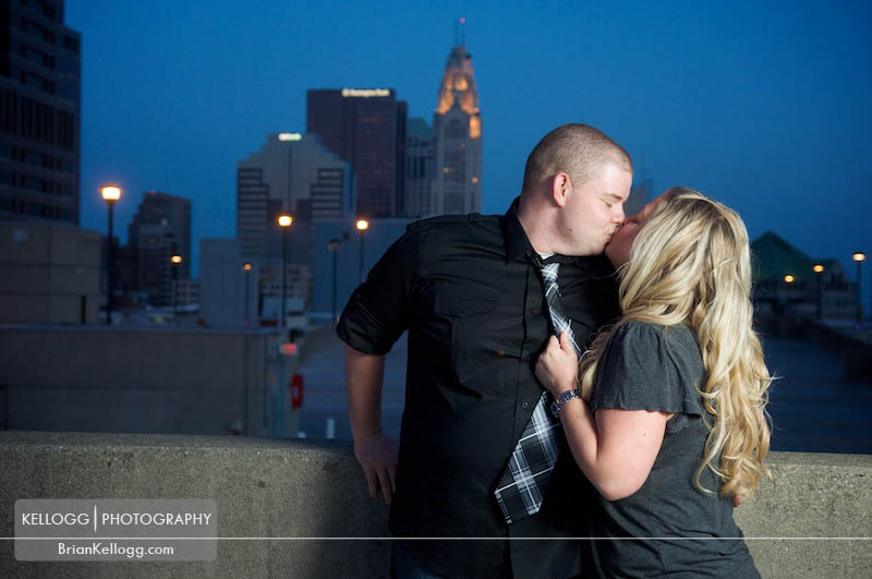 Nationwide Blvd. Engagement Session