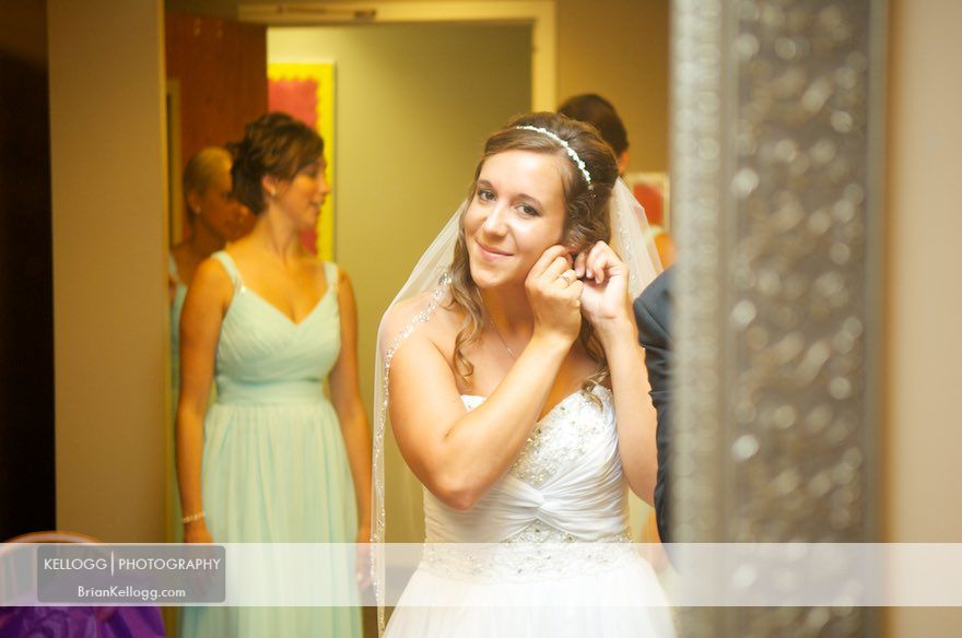 Athens Ohio wedding photos