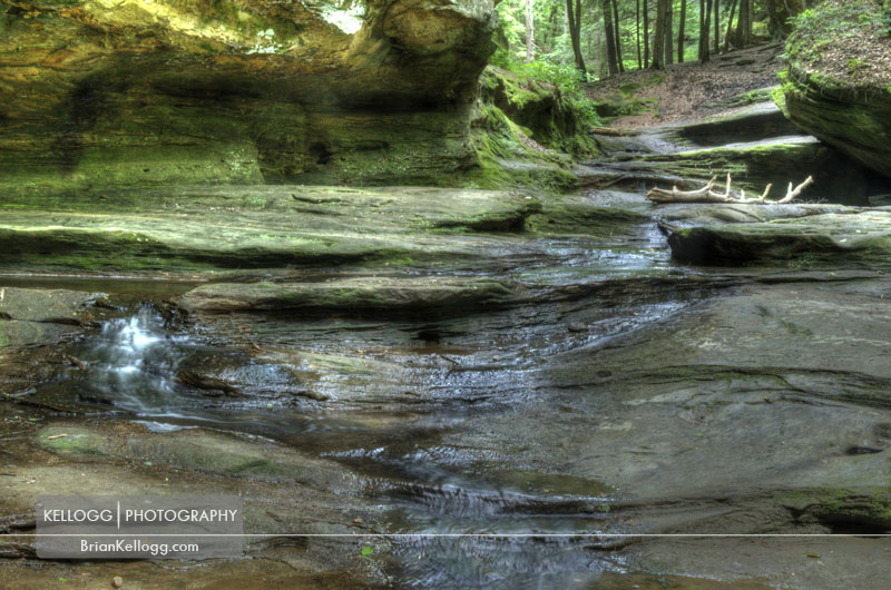 Old Man's Cave - Hocking Hills