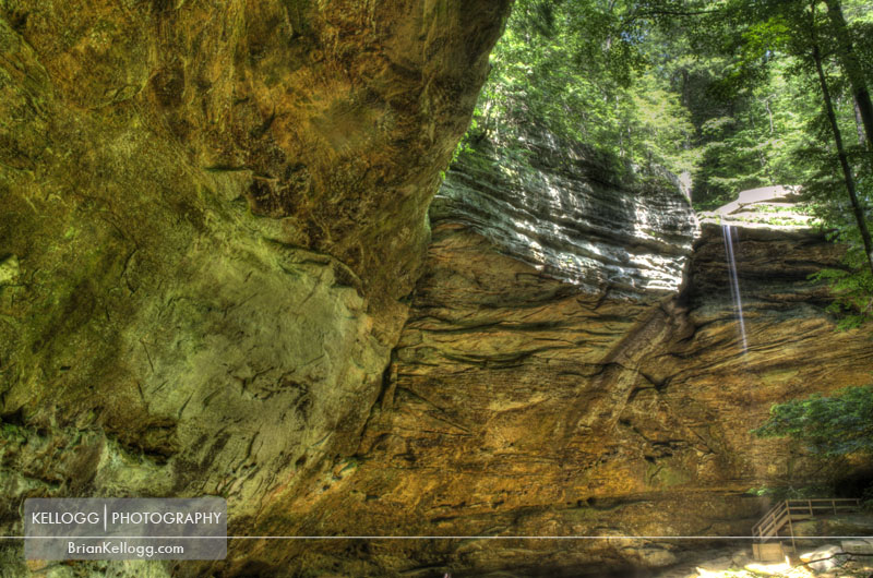 Ash Cave - Hocking Hills Photography