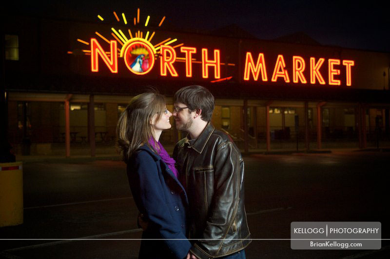 North Market Engagement Session
