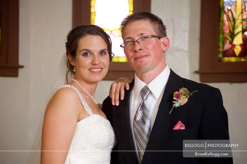 Olde Gahanna Sanctuary Wedding