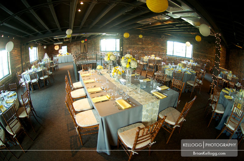 Dock 580 Columbus Wedding Venue