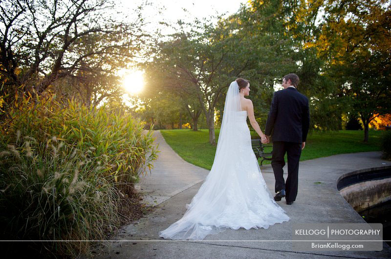 Goodale Park Wedding Photos