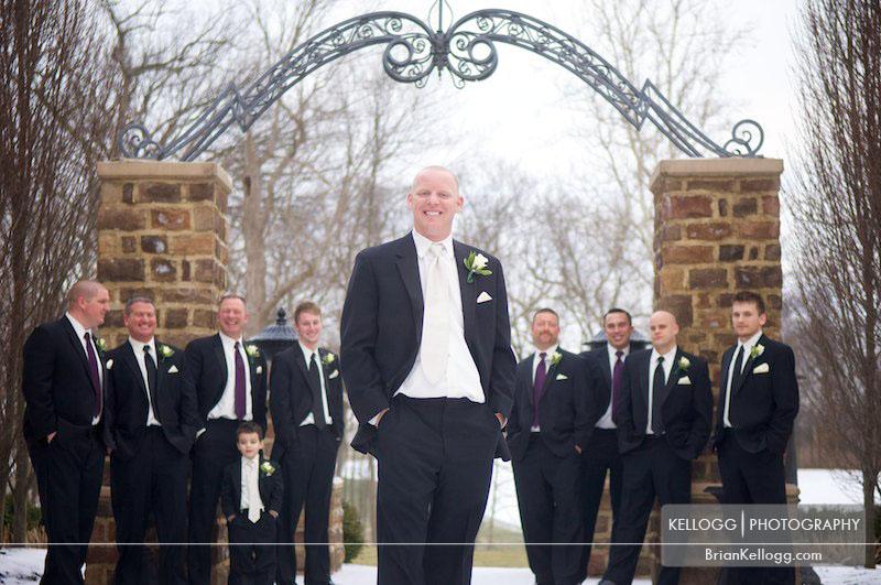 Pinnacle Golf Club Wedding