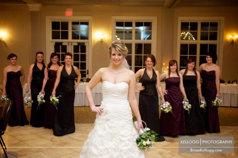 Pinnacle Golf Club Wedding