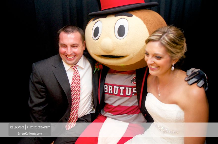 Ohio Union Ballroom Wedding