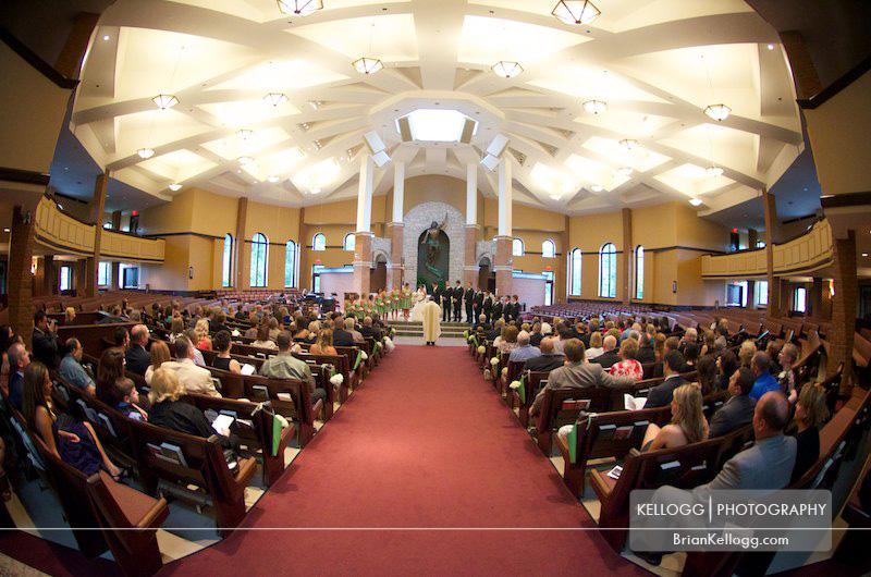 Church of the Resurrection Wedding