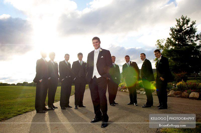 Medallion Club Wedding Westerville