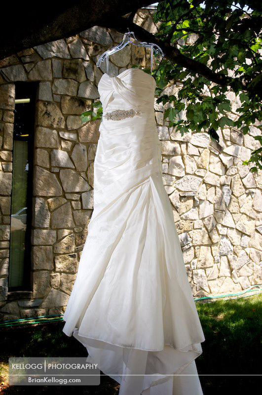 York Country Club Wedding Dress