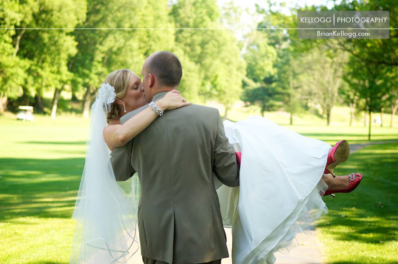 York Country Club Wedding