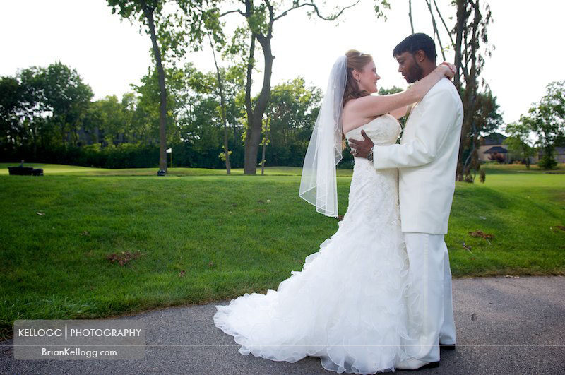 Pinnacle Golf Club Wedding Columbus Ohio