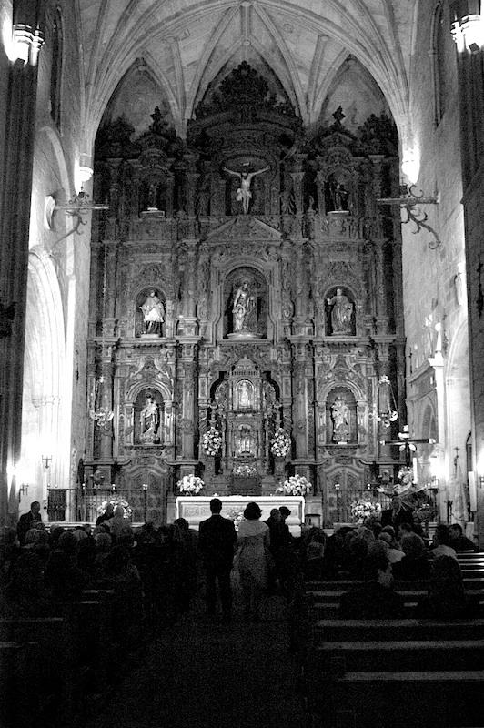 Spain Destination Wedding Photos