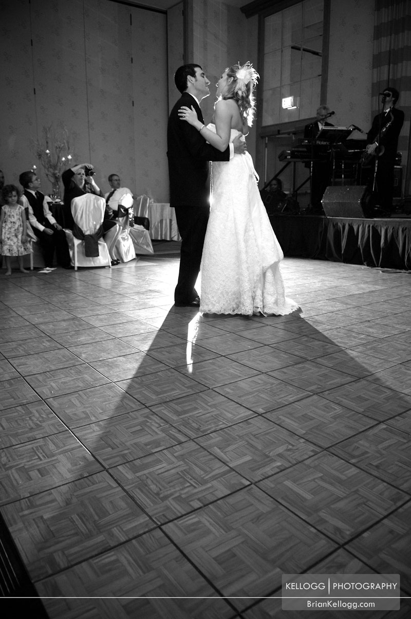 First Dance Columbus Ohio Wedding