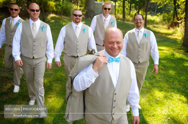 Landoll's Mohican Castle Wedding