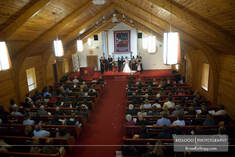 Beth Messiah Congregation - Gahanna Jewish Wedding