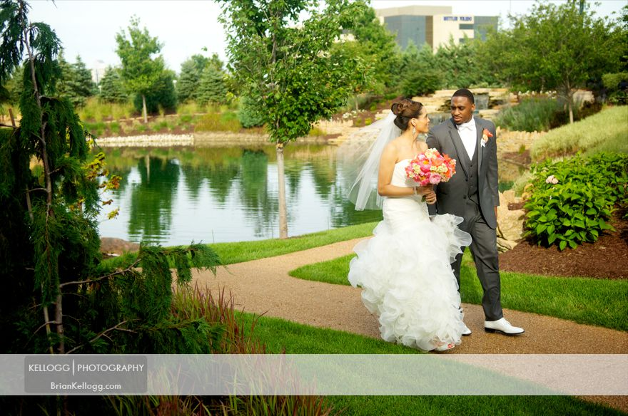 Tea Garden Columbus Wedding