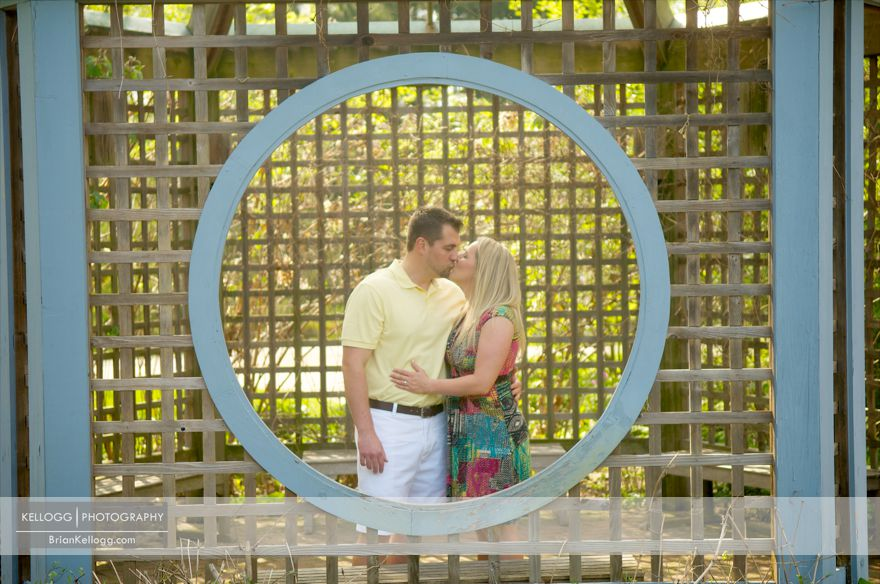 Inniswood Engagement Session Photos