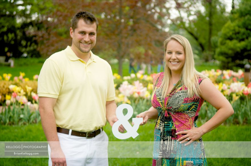 Inniswood Engagement Session Photos