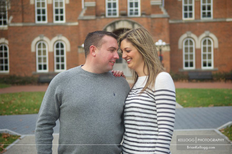 Ohio State Engagement Photos