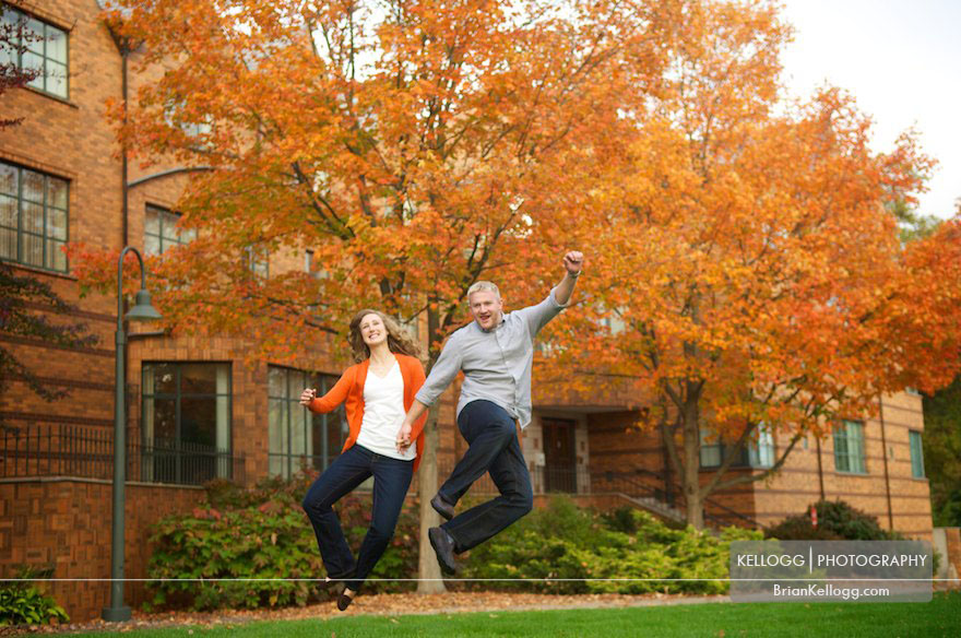 Engagement Session Photos in Wooster