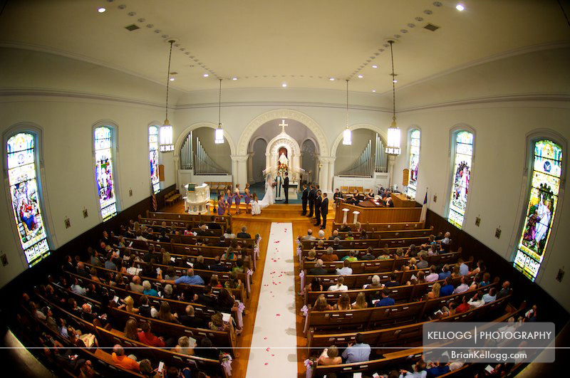Trinity Lutheran Church Columbus Wedding