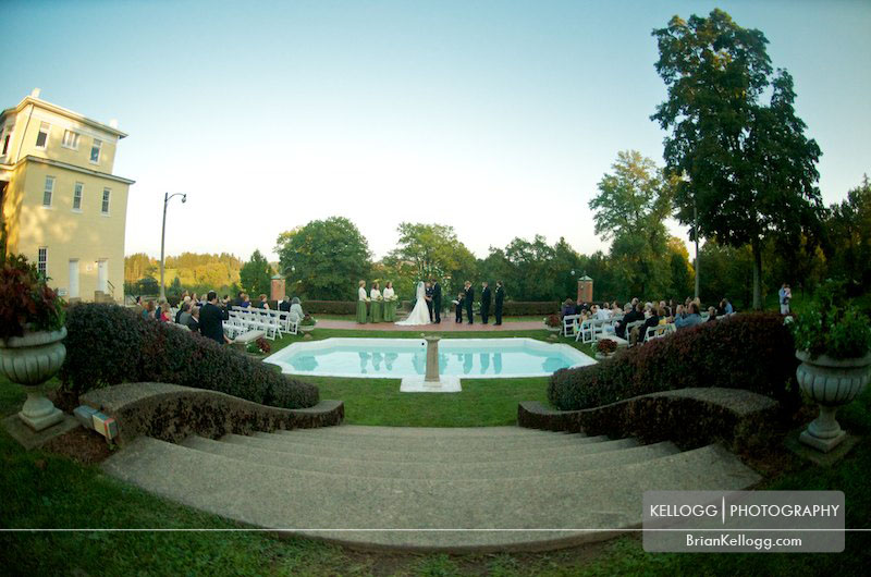 Oglebay West Virginia Wedding