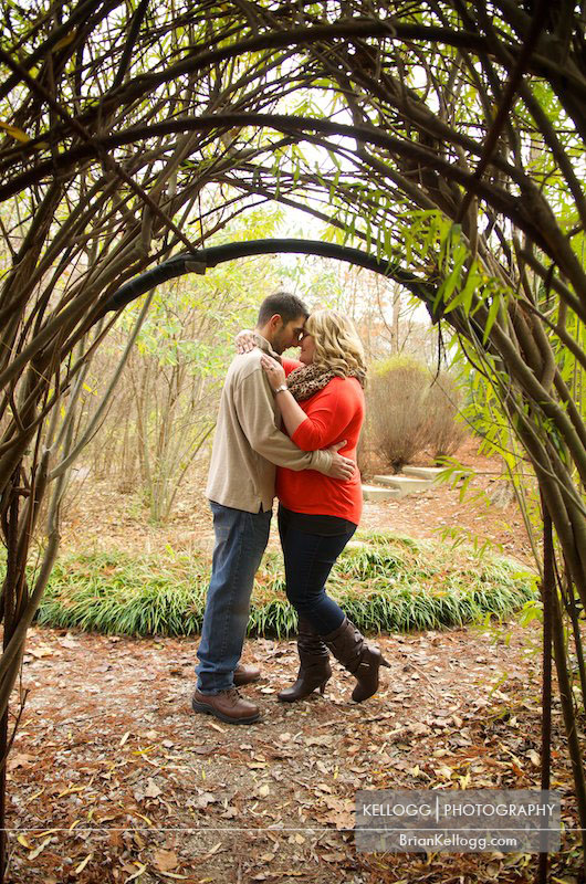 Inniswood Engagement Photos