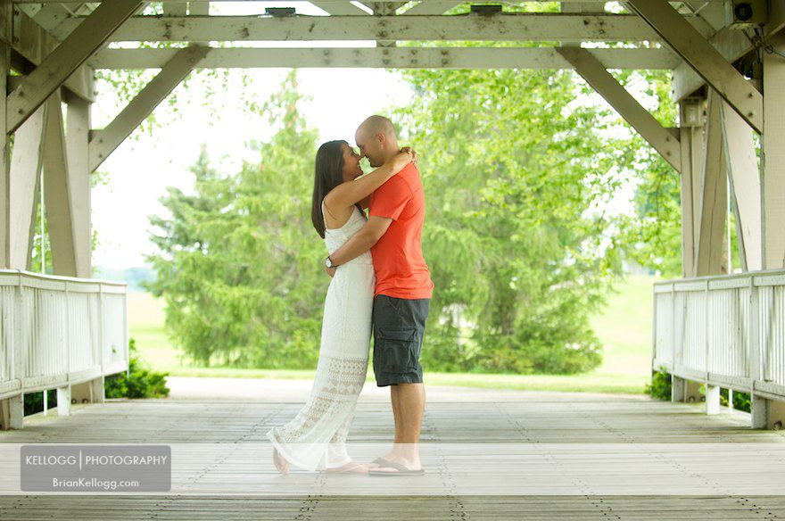Hilliard Ohio Engagement Session