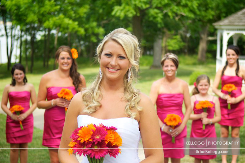 Deer Creek Lodge Wedding