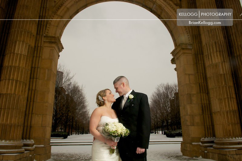 Creekside Wedding in Columbus Ohio