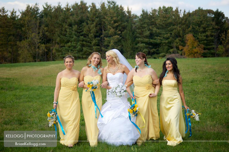 Little Turtle Golf Club Wedding