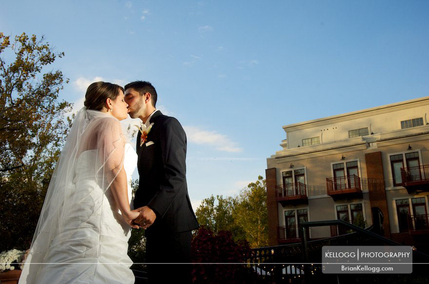 Creekside Wedding in Gahanna Ohio