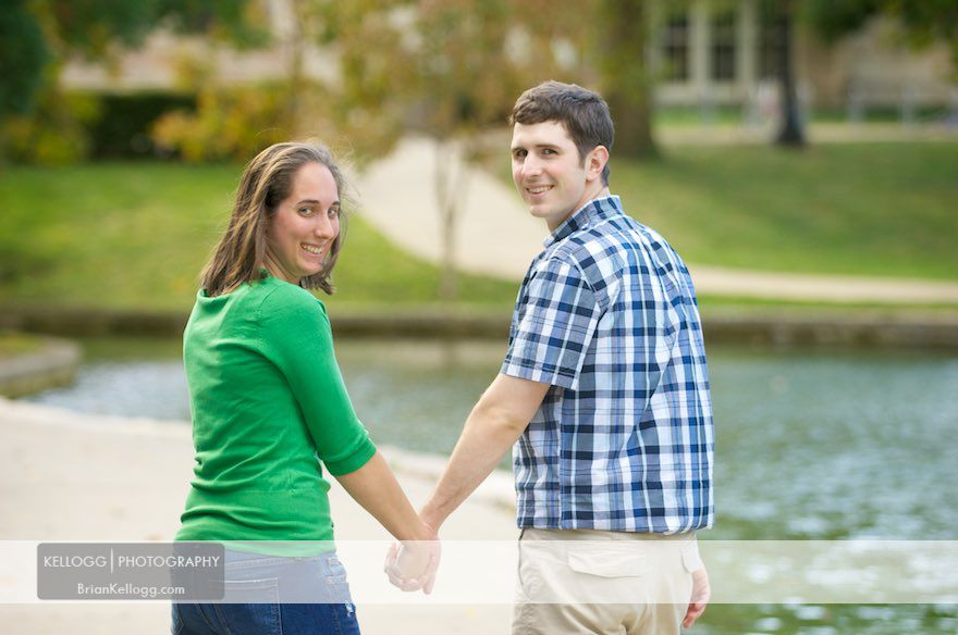 OSU Engagement Photos