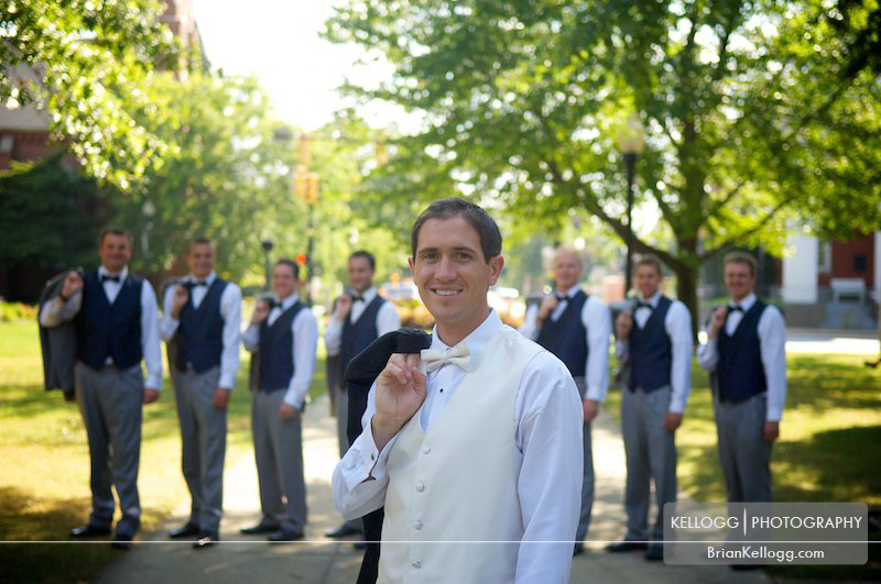 Cleveland Ohio Wedding