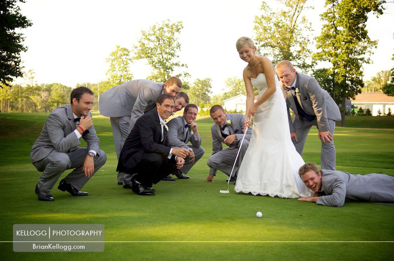 Quail Hollow Resort Wedding