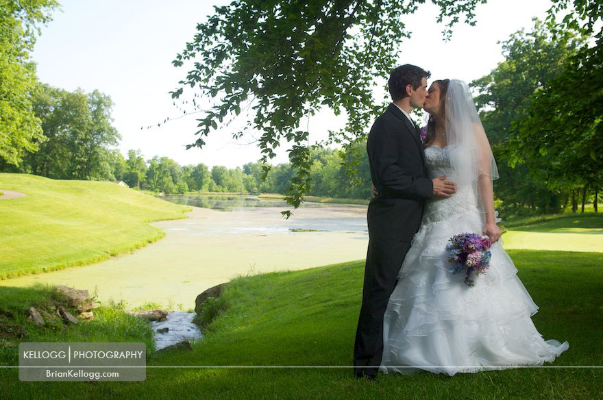 Longaberger Golf Club Wedding